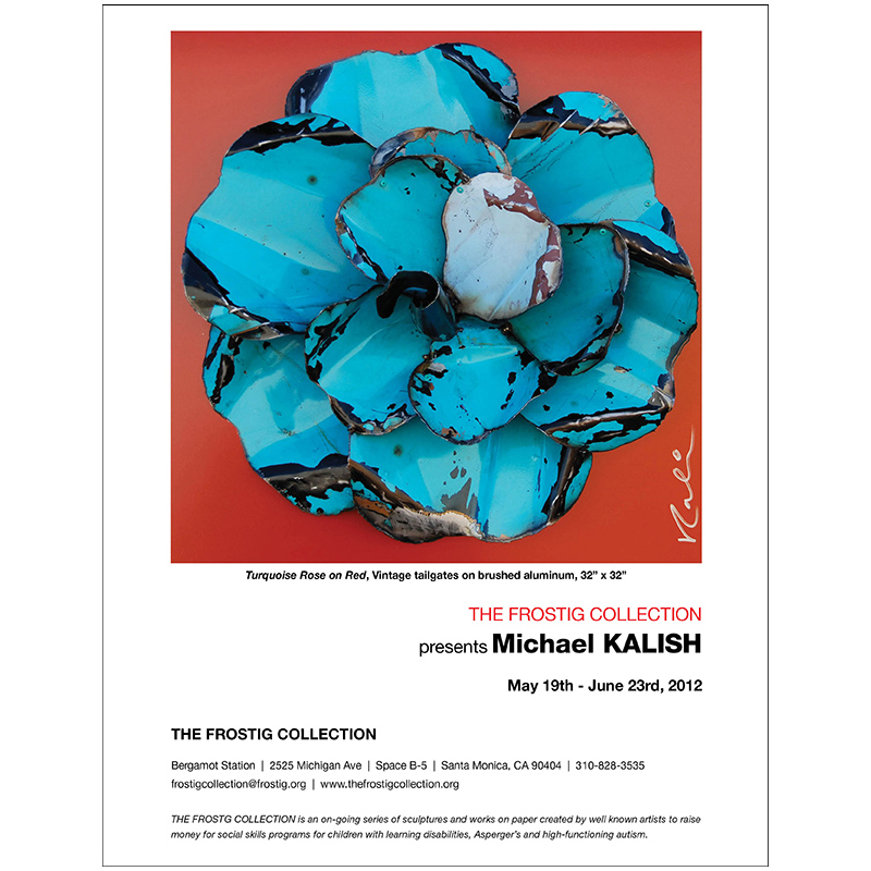 Ad | The Frostig Collection: Michael Kalish ad