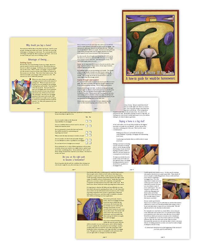 Book Design - mjobriendesign.com