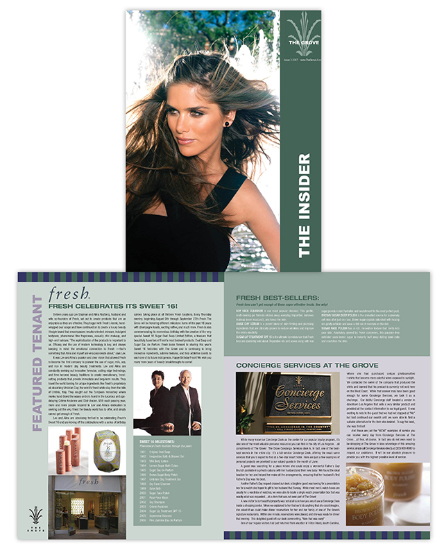 Newsletters | The Grove Insider