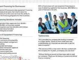 Brochure | SCL Equipment Finance