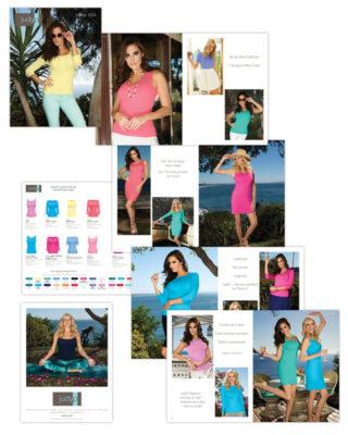Catalog Design - mjobriendesign.com