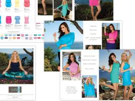 Catalog | JudyP Apparel Spring 2016 Lookbook