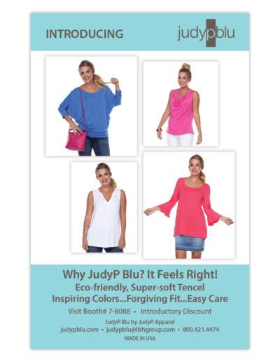 AD | Introducing JudyP Blu