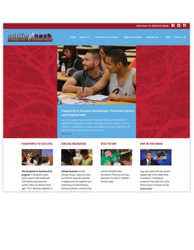 Website   Eddie Nash Foundation