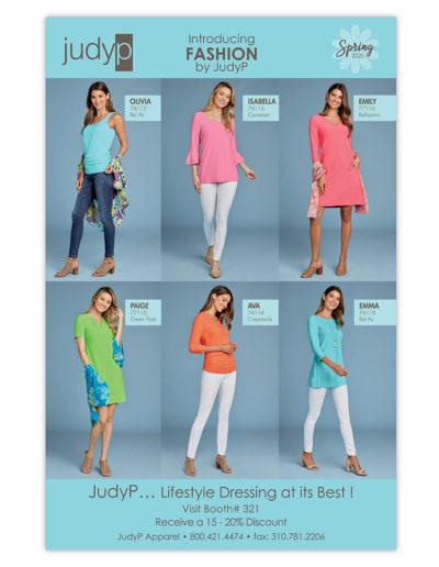 AD | Introducing Fashion by JudyP