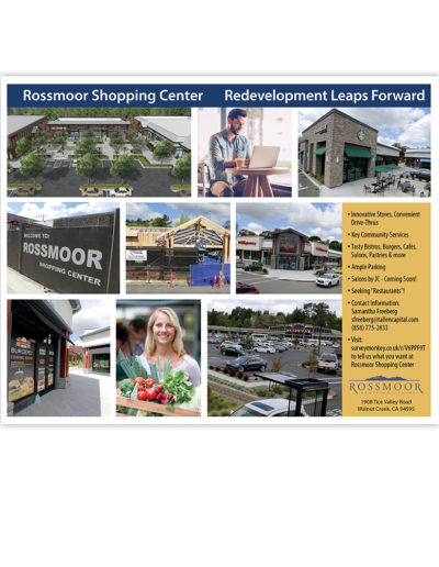 AD | Rossmoor Shopping Center