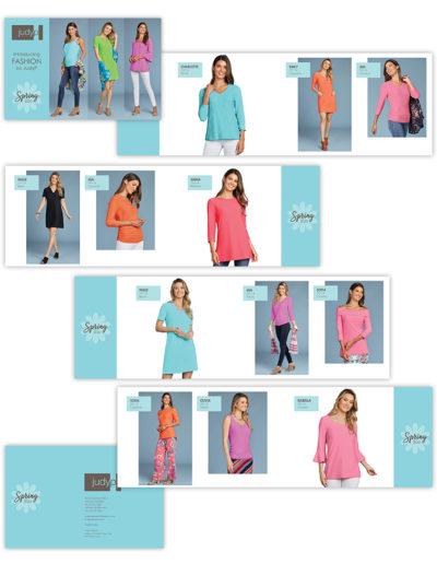 Catalog | JudyP Apparel Spring 2020