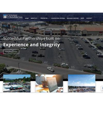 Website | Citivest Commercial